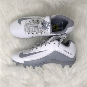 NWOT Nike Speedlax Cleats